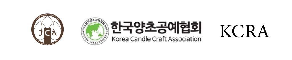 日本JCA藝術蠟燭協會台灣分會