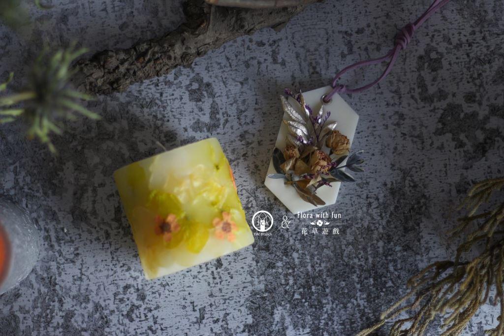 日本JCA協會台灣分會、藝術蠟燭課程、商業創業課程、香氛蠟燭、乾燥花蠟片、擴香瓶、擴香石、香氛磚