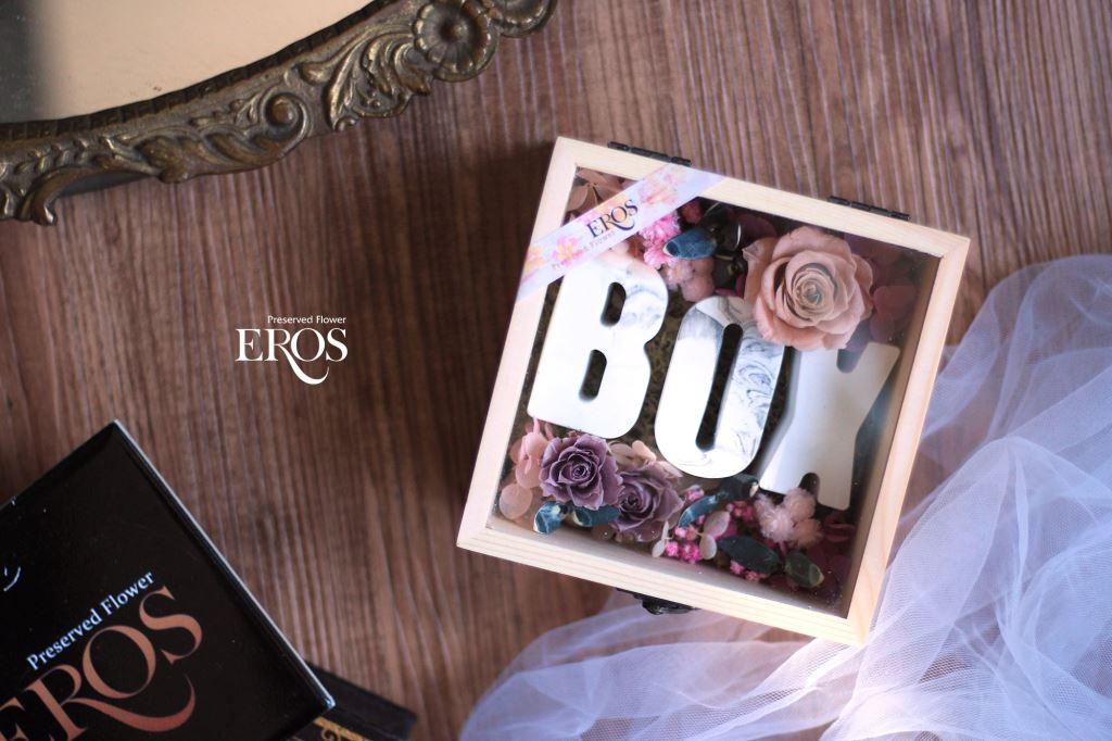 2021情人節禮物推薦、2021情人節花束、2021情人節怎麼過、客製化花禮品訂製、客製化花束、客製化玫瑰花玻璃罩盅、客製化香氛禮盒