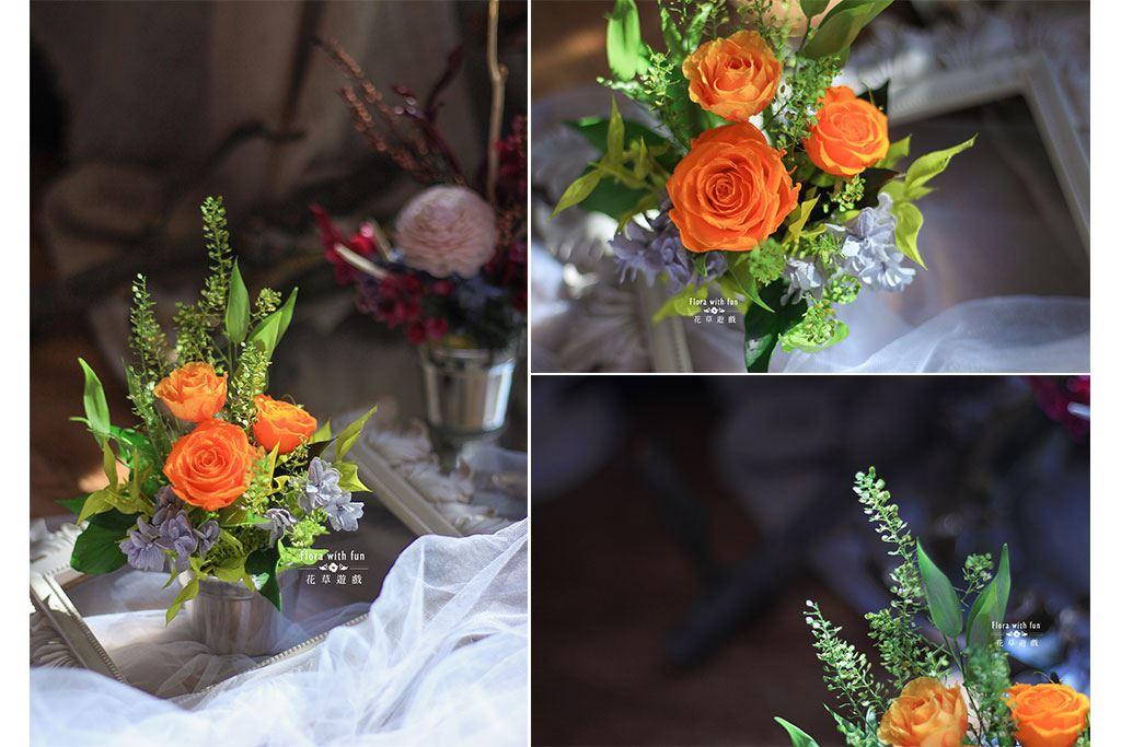 桌花、桌花布置、桌花設計、開幕桌花、新春花藝課程、新年禮物、過新年佈置、新春擺飾、新年祝賀